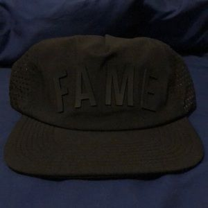 Hall Of Fame unstructured hat.